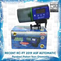AUTO FEEDER AQUARIUM RECENT FOOD TIMER SMART FEEDER RC-FT 2019 ASF
