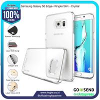 Rearth Ringke Fusion Premium Bumper Case Galaxy S6 Edge +-Crystal View