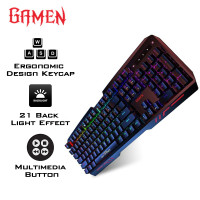 GAMEN Mechanical Gaming Keyboard Titan