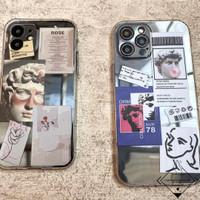 Greek Statue Case Iphone 6 6s 7 8 Plus SE 2020 X XS XR 11 PRO MAX Cool