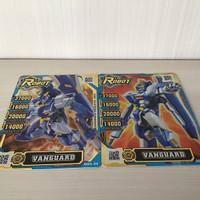 Kartu gold HERO OF ROBOT vanguard