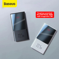 POWER BANK BASEUS FAST CHARGING QUICK CHARGE 3.0 TYPE C PD