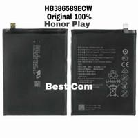 Baterai Honor Play HB386589ECW Original