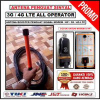 ANTENA PENGUAT SINYAL MODEM HP GSM CDMA 4G LTE - 3G ALL OPERATOR