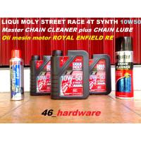 LIQUI MOLY Motorbike 4T Synth 10W-50 Street Race OLI ROYAL ENFIELD RE