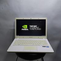 Laptop Nvidia Samsung 450R 8/256 SSD 14 Inch No Minus Siap Desain