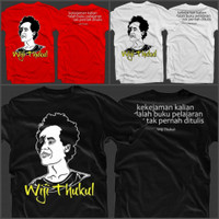 T-shirt Kaos Wiji Thukul - Kek*jaman