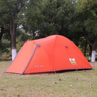 Tenda Mis Mountain Inn Sports Borneo 4 Double Layer Camping