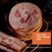 -Mrs.Pigie- SMOKED HAM Premium BALI / Ham Babi Asap Bali