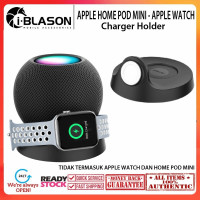 Apple Home Pod Mini - Apple Watch IBlason Stand Charger Holder