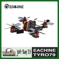 Eachine Tyro79 140mm DIY FPV RC Racing Drone F4 OSD 20A ARF