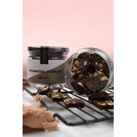 J&C Cookies Kaca Brownies Cookies