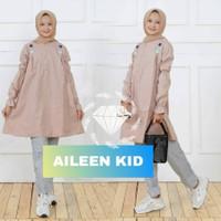 baju muslim anak perempuan usia 11-12 tahun