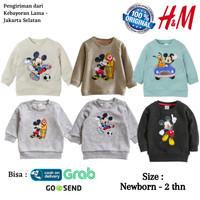 Baju Jaket Sweater Anak Laki Laki Perempuan Hnm HM Original Branded 5