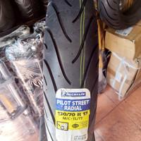 ban michelin pilot street radial 130 70 17 new not battlax pirelli