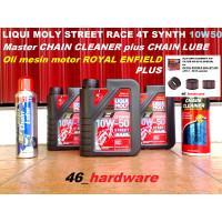 LIQUI MOLY Motorbike 4T 10W-50 Street Race ROYAL ENFIELD KN RO-5010