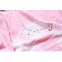 Sea Anklet - Jasmine Tease handmade charm gelang kaki