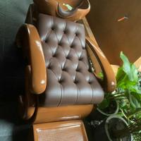 Washbak kursi keramas/Bak Keramas Salon bahan fiber