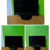 lcd monitor pc 16 wide murah