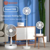 Kipas angin portable stand / Fan portbale stand 7200mah Cooling Fan P9
