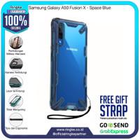 Case Samsung Galaxy A50 FUSION X Original REARTH RINGKE - Space Blue
