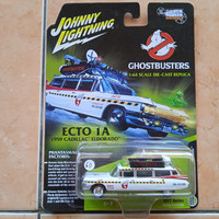 johnny lightning ghostbusters ecto 1A 1 A 1959 cadillac eldorado