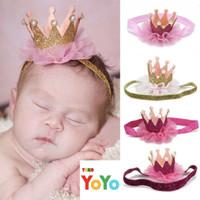 Bandana Bayi Mahkota Princess / Bando Bayi / Baby Crown Headband