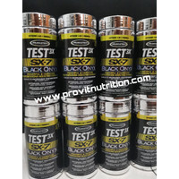 Muscletech - Test 3X SX-7 Black Onyx 120 Caps   Testosterone Booster
