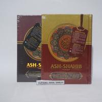 A5 Al Quran Terjemah Ash Shahib Rasm Utsmani Terjemah Ukuran Sedang A5