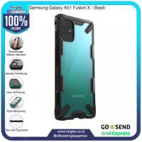 Rearth Ringke Case Samsung Galaxy A51/A71 Fusion X AntiCrack Original - A51 Black
