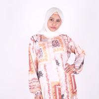 [REJECT SALE] Gamis Busui - Khadija Overall Dress - Rogue, S/M