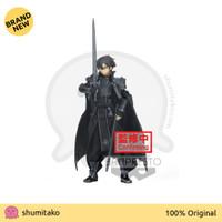Sword Art Online Alicization Knight Kirito Banpresto