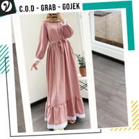 Baju Gamis Wanita Gamis Marina Gamis ORI/Gamis wanita