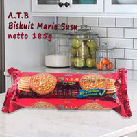 BISKUIT * MARIE SUSU * ATB BISKUIT * 185g