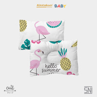 Cuit x Kintakun Luxury Baby Bantal 2 Pcs - Summer Vibe, One Size