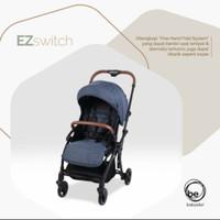 Dijual cepat preloved stroller bayi baby elle ez switch murah