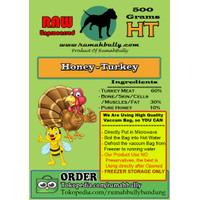 Honey Turkey /Dog Food/Cat Food/Rawfood/Makanan Anjing