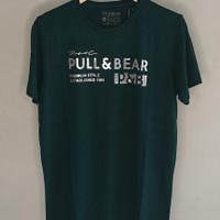 T-Shirt PB Esta 1991 / Baju Kaos Pria / Baju Kaos Murah - Dark Green, XL