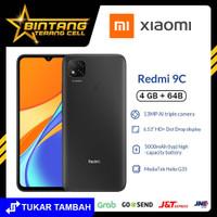 XIAOMI REDMI 9C RAM 4 64 GARANSI RESMI