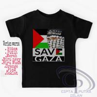 Kaos Baju Anak/Kaos laki-laki/Kaos Perempuan/Pilihan Karakter PALESTIN