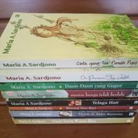 novel karya Maria A Sardjono