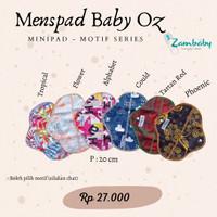 Menspad Baby Oz - Mini Pad   Pantyliner pad