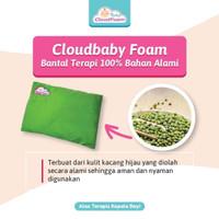 Bantal Anti Peyang Free Bonus Original Baby Cloudfoam
