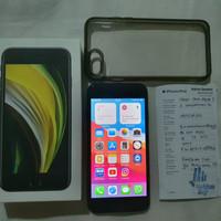 iPhone SE 2020 Black 64GB Resmi Indonesia