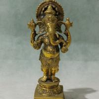 Arca Kuningan Ganesha 25 cm