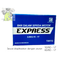 Ban Dalam Motor 200/215 - 17 Express / Ban Dalam Cacing