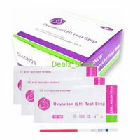 LH test pendeteksi masa subur strip ovulasi ovulation test - pink
