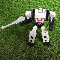 Mainan robot action figure BMB transformers megatron decepticons tanks