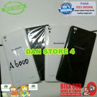 COD Backdoor Backcover Tutupan Baterai Lenovo A6000 - A6000 Plus A6010