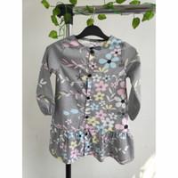 Baju Blouse Tunik Anak Perempuan Katun Murah